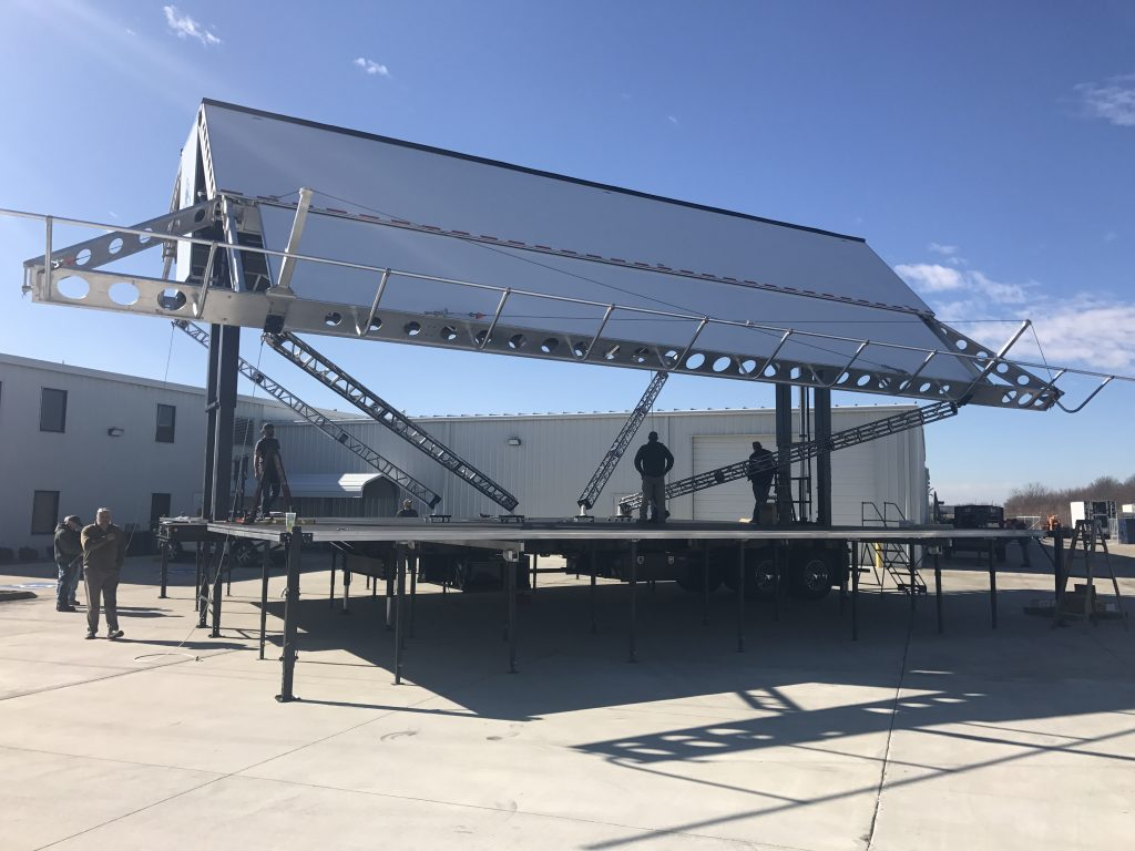 4240 Mobile Stage